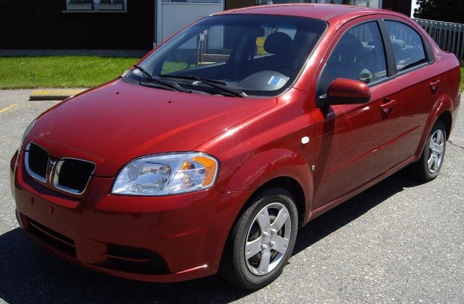 Used 2008 Pontiac Wave In New Germany Used Inventory