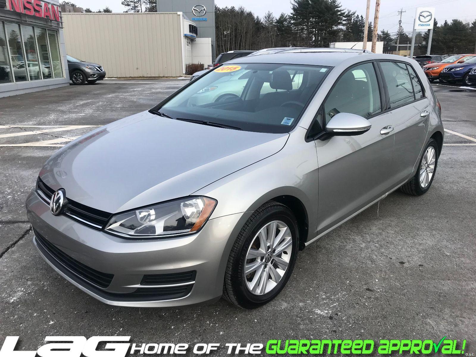Used 2015 Volkswagen Golf Trendline In Kentville Used