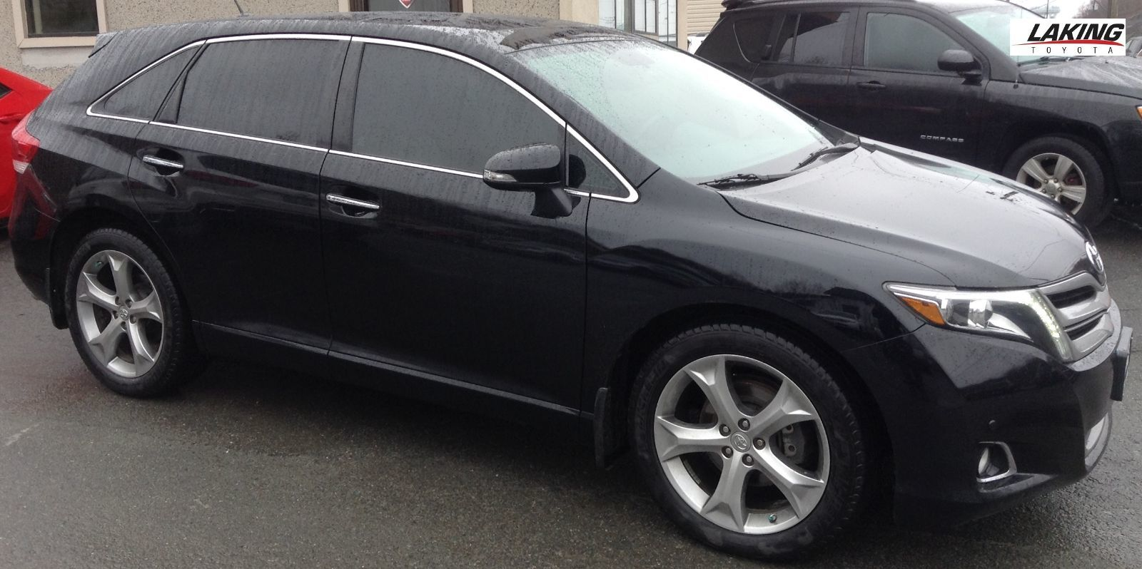 used 2015 toyota venza limited all wheel drive navigation in sudbury 21182a. Black Bedroom Furniture Sets. Home Design Ideas