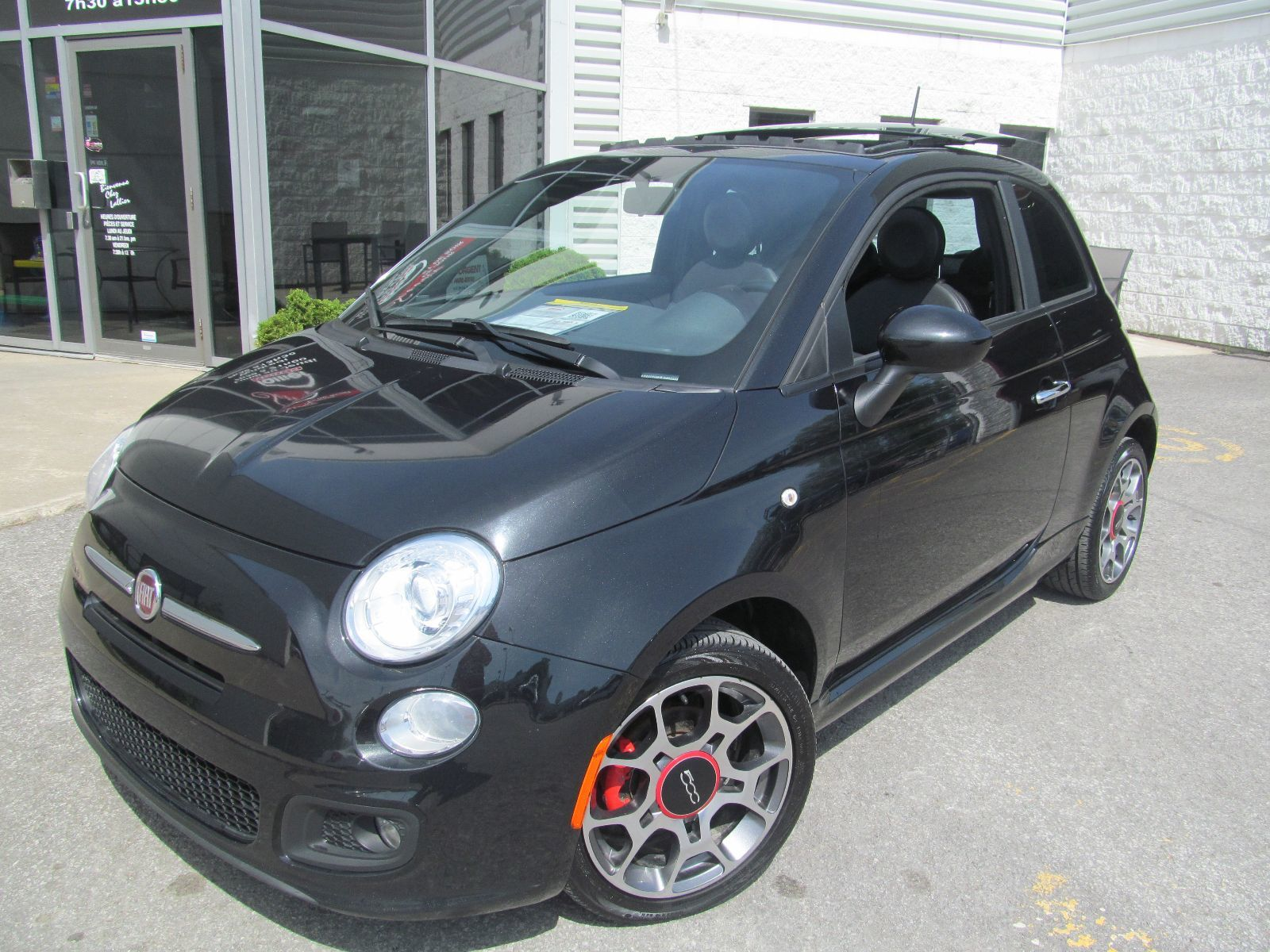 fiat 500 sport l 39 l gance a l 39 italienne 2012 d 39 occasion. Black Bedroom Furniture Sets. Home Design Ideas