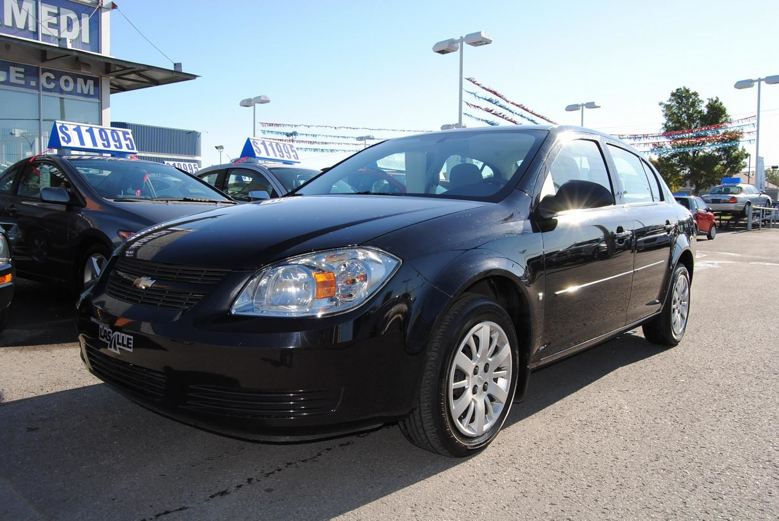2009 chevrolet cobalt ls pre owned vehicles lasalle. Cars Review. Best American Auto & Cars Review