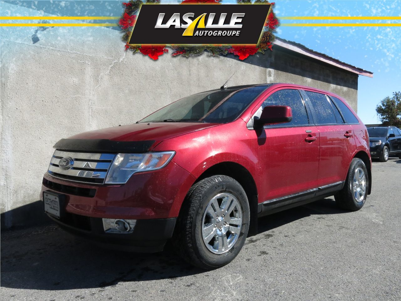 Used 2007 Ford Edge Awd Sel Sold In Montreal Lasalle Ford