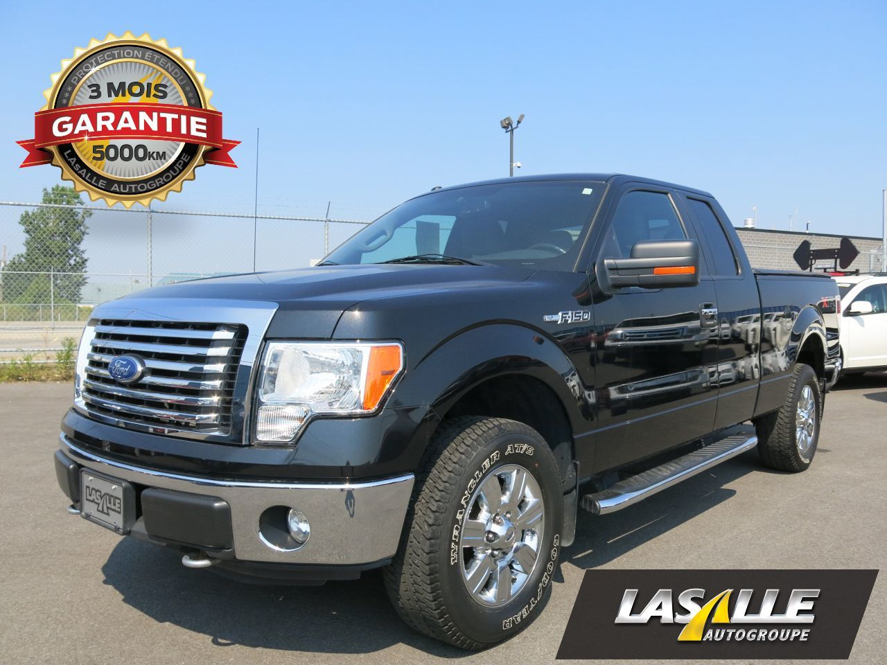 Used 2011 Ford F-150 XLT 4X4 sold in Montreal | LaSalle Ford
