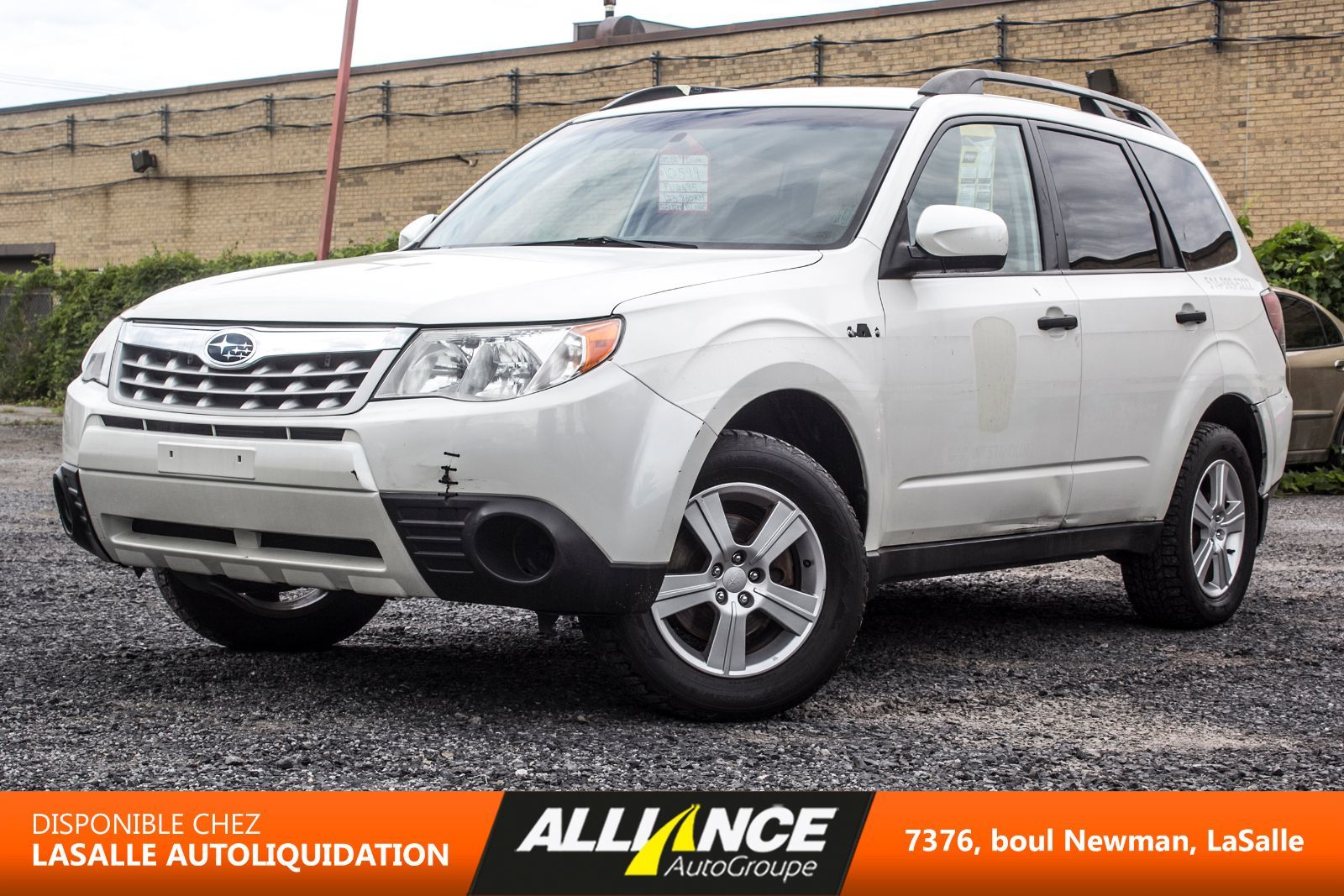 Pre Owned 2012 Subaru Forester 2 5x In Lasalle Pre Owned