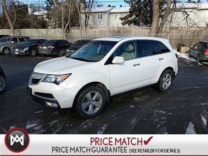 Pre Owned 2010 Acura Mdx Navigation Dvd Sh Awd In Ottawa Used Inventory Camco Acura In Ottawa