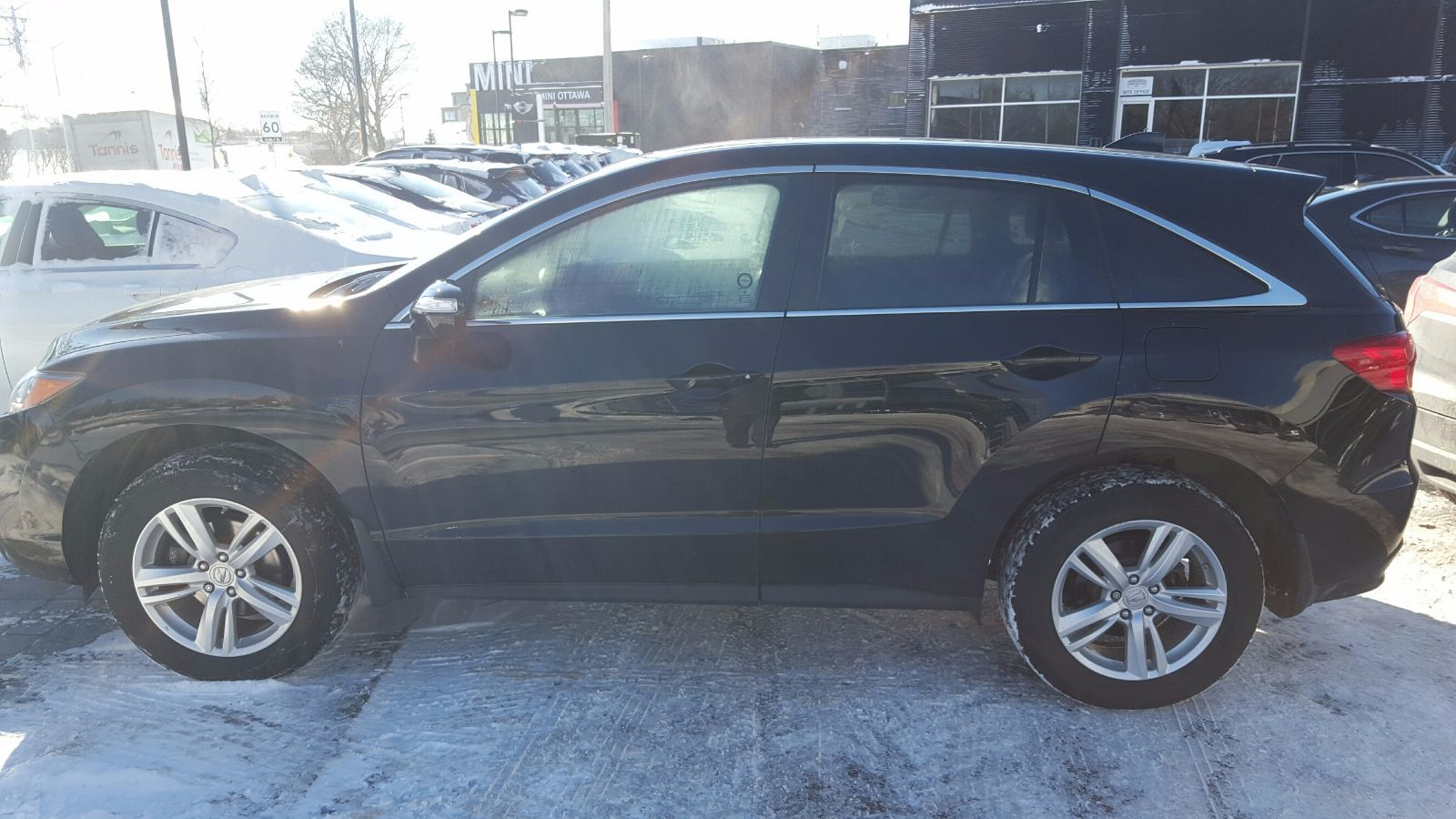 Pre Owned 2014 Acura Rdx Tech At In Ottawa Used Inventory Camco Acura In Ottawa Ontario