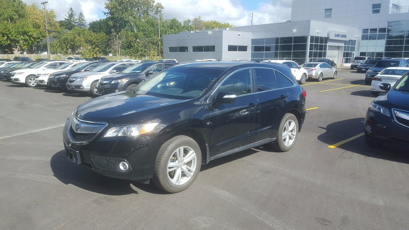 Pre Owned 2015 Acura Rdx Navigation Rearview Camera Certified In Ottawa Used Inventory Camco