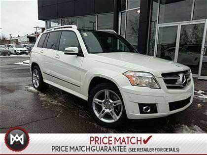 Pre owned 2011 mercedes benz glk350 premium pkg aluminium for Mercedes benz glk350 service b cost