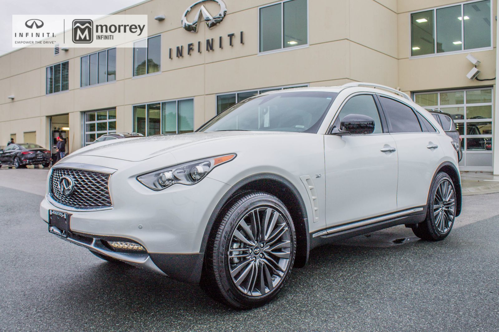 2018 infiniti qx70. Exellent 2018 2017 Infiniti QX70 Limited Technology Is Here Customize Yours Today For  Sale  Nissan Burnaby Intended 2018 Infiniti Qx70