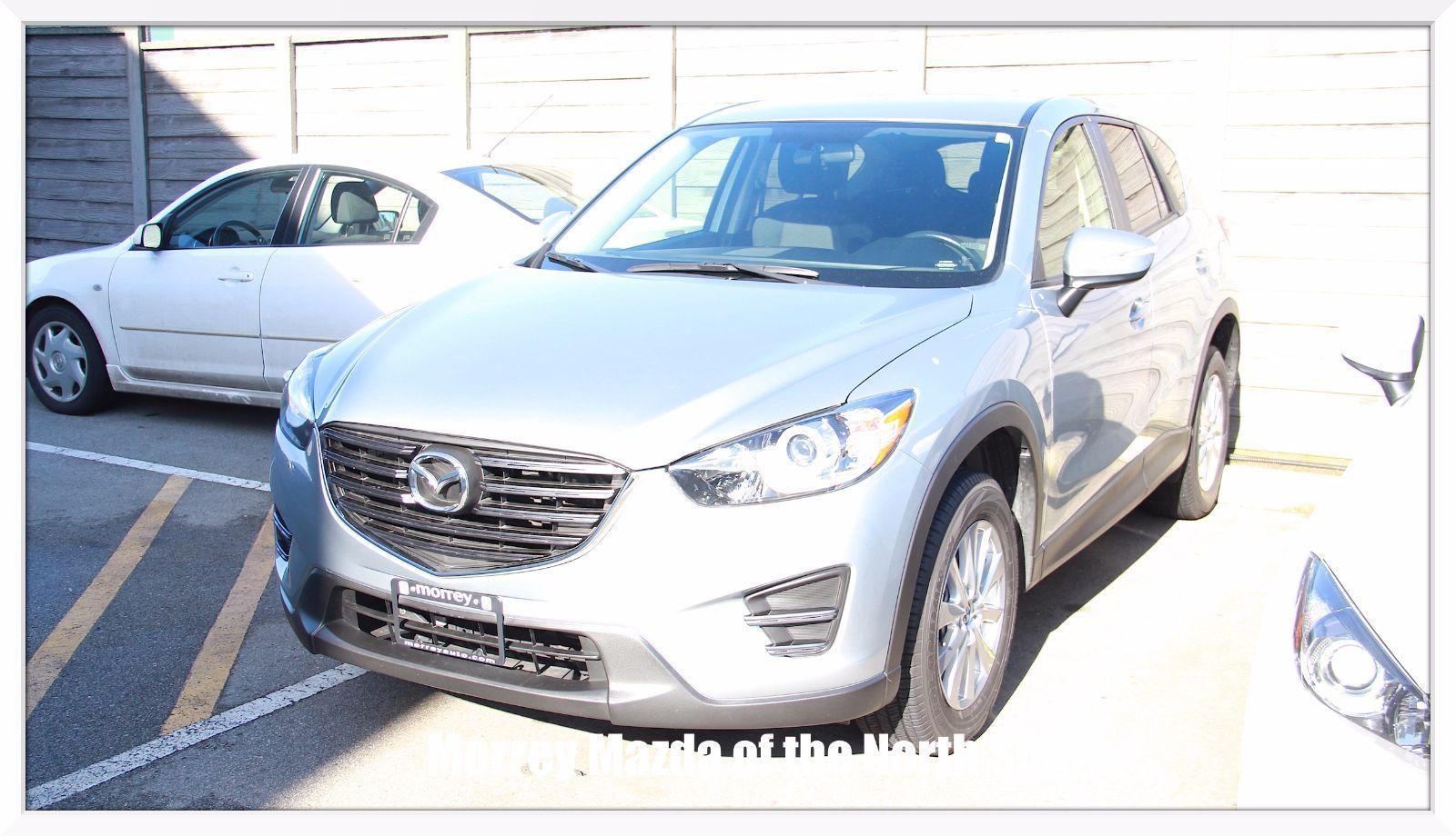 2016 Mazda Cx 5 Gx Awd For Sale Morrey Mazda