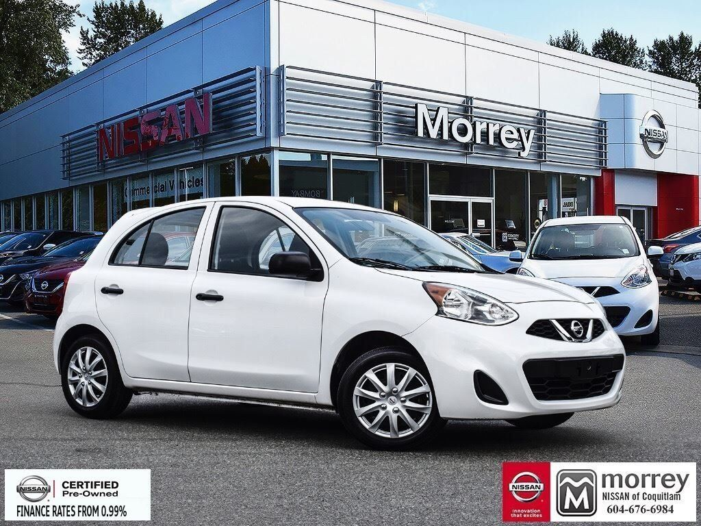 2015 Nissan Micra S * Air Conditioning, Cruise Control! in Port Coquitlam  for sale | Nissan Coquitlam