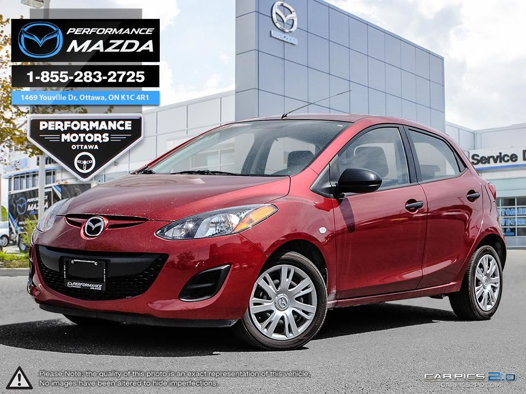 Performance Mazda 2014 Mazda Mazda2 Gx For Sale In Ottawa