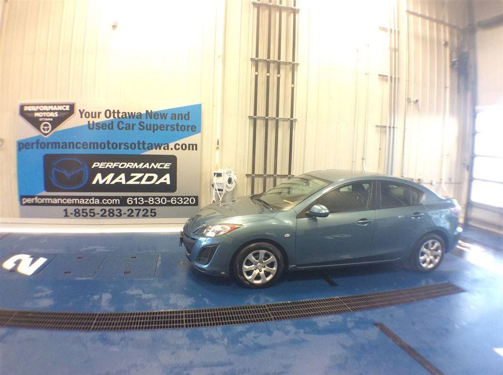 2010 Mazda Mazda3 Gx For Sale 2010 Mazda Mazda3 Gx Used