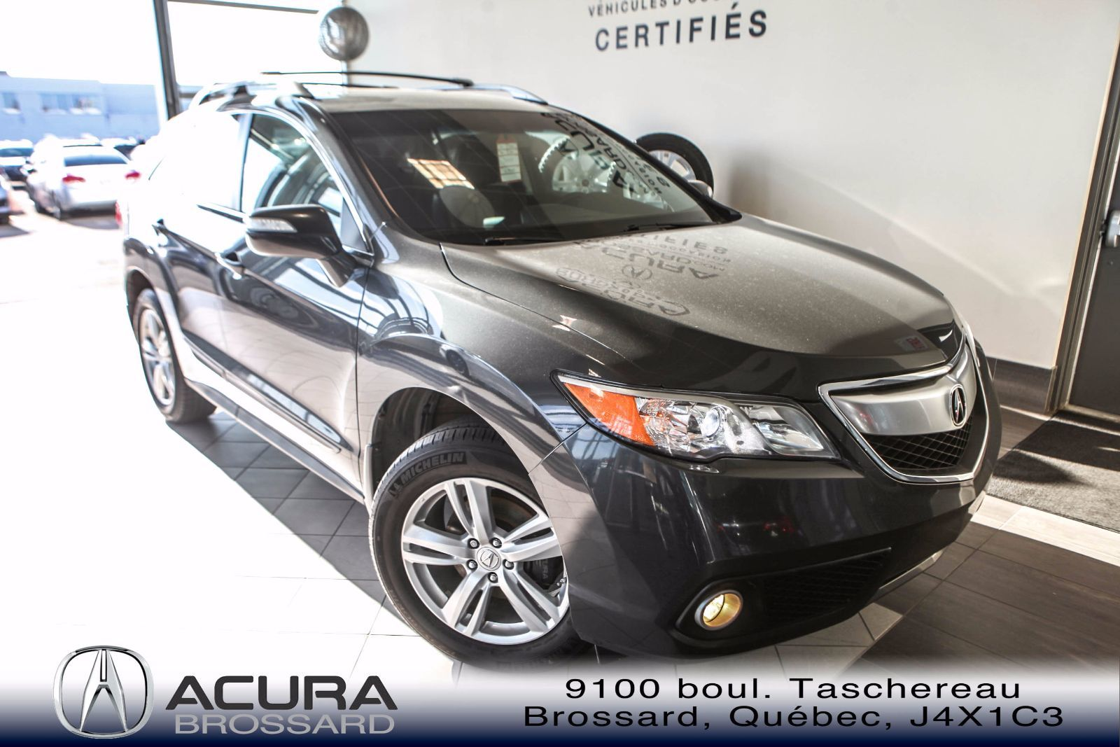 2014 Acura Rdx 3 5l V6 Awd Side Roof Rails Used For Sale In Brossard Acura Brossard