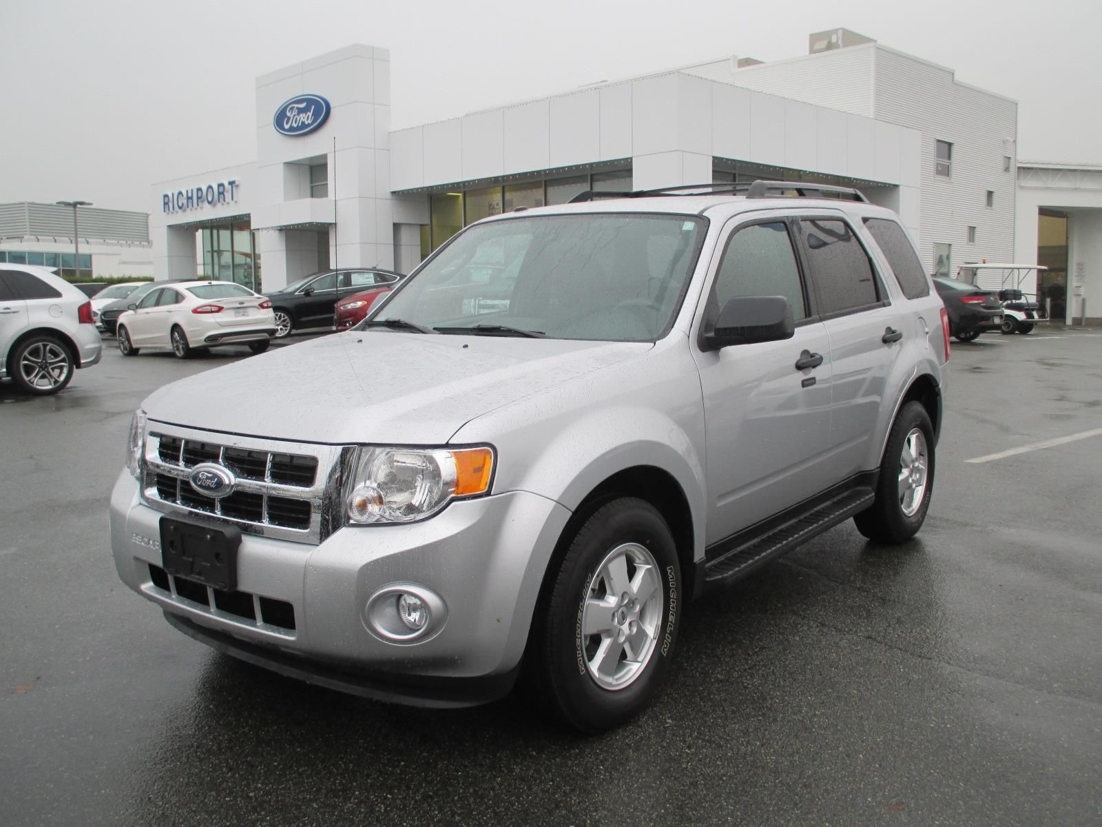 2012 ford escape xlt 4x4 in richmond used inventory richport ford. Cars Review. Best American Auto & Cars Review