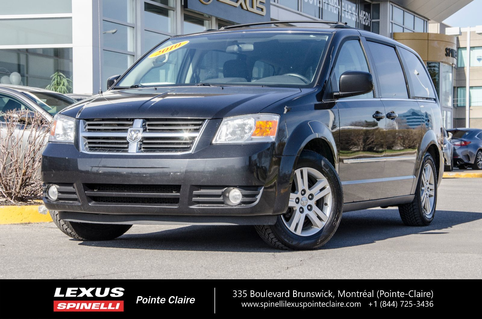 used 2010 dodge grand caravan sxt stow 39 n 39 go cam bt starter in montreal laval and south. Black Bedroom Furniture Sets. Home Design Ideas