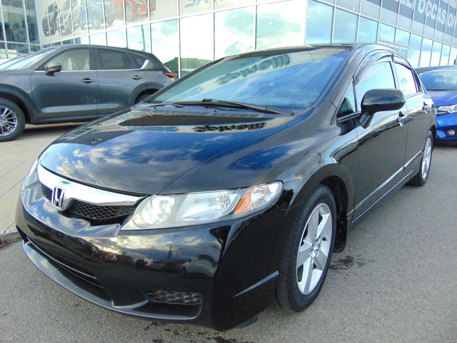 Used 2011 Honda Civic Se Deal Pending Auto Mags Toit For