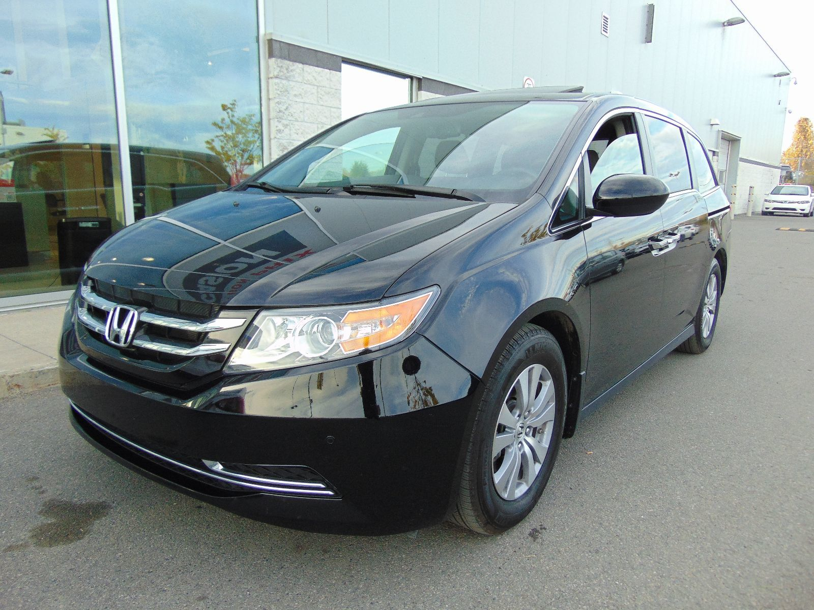 Used 2017 Honda Odyssey EX-L NAVI in Montreal, Laval and ...