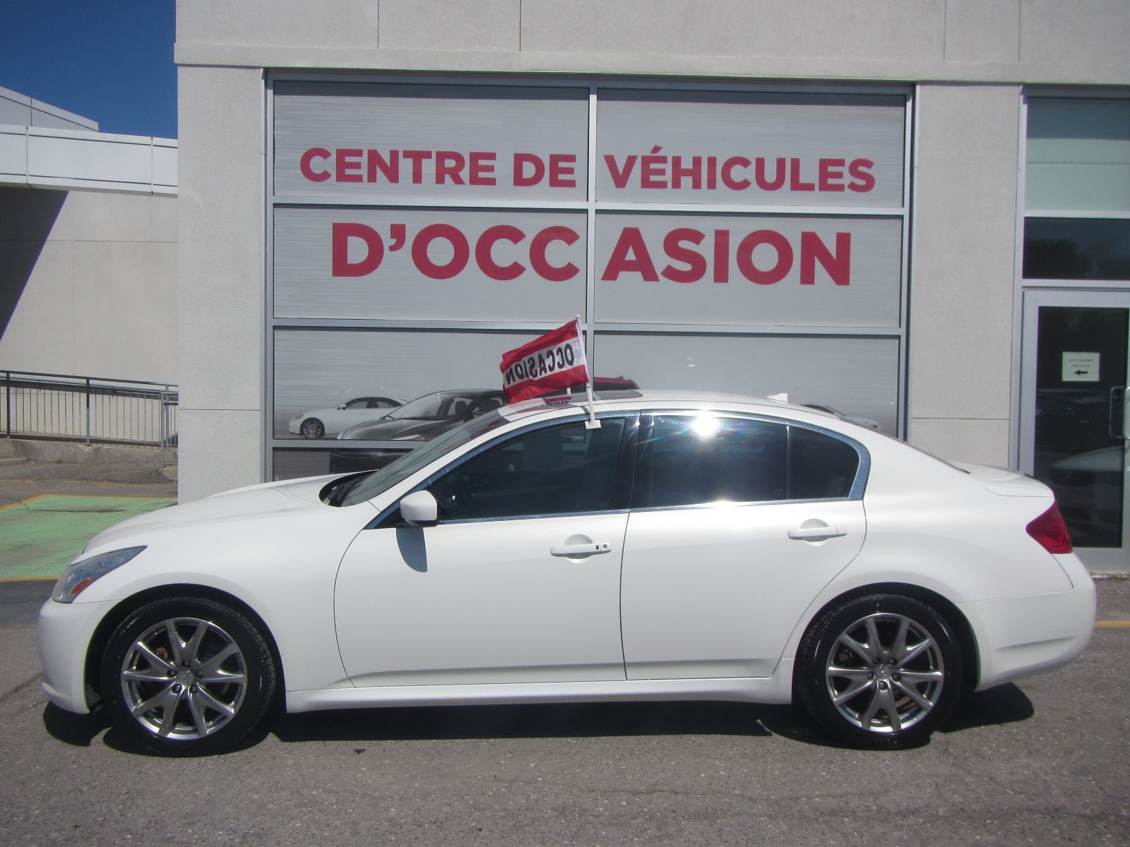 Used 2009 Infiniti G37 Sedan Xs In Montreal Laval And South Shore Remote Starter For M35 S0705