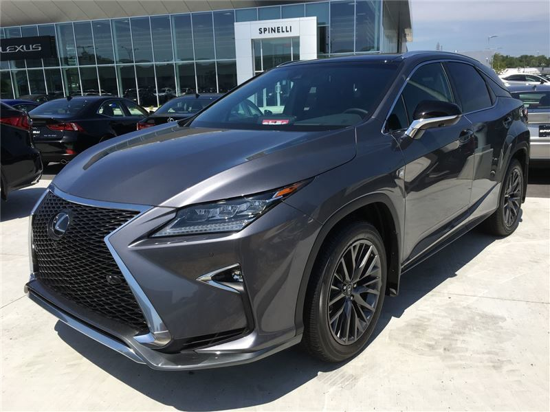 new 2016 lexus rx 350 for sale in montreal groupe spinelli in montreal quebec. Black Bedroom Furniture Sets. Home Design Ideas