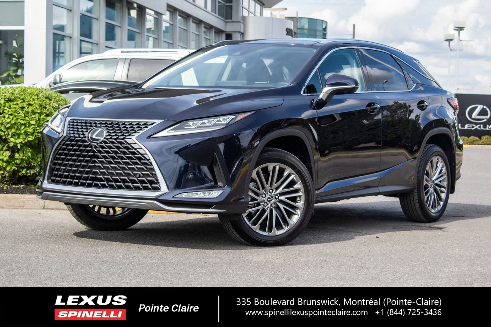 2020 Lexus Rx 350 Executive Package Panoramic Roof Used For Sale In Head Up Display Mark Levinson Audio System And More