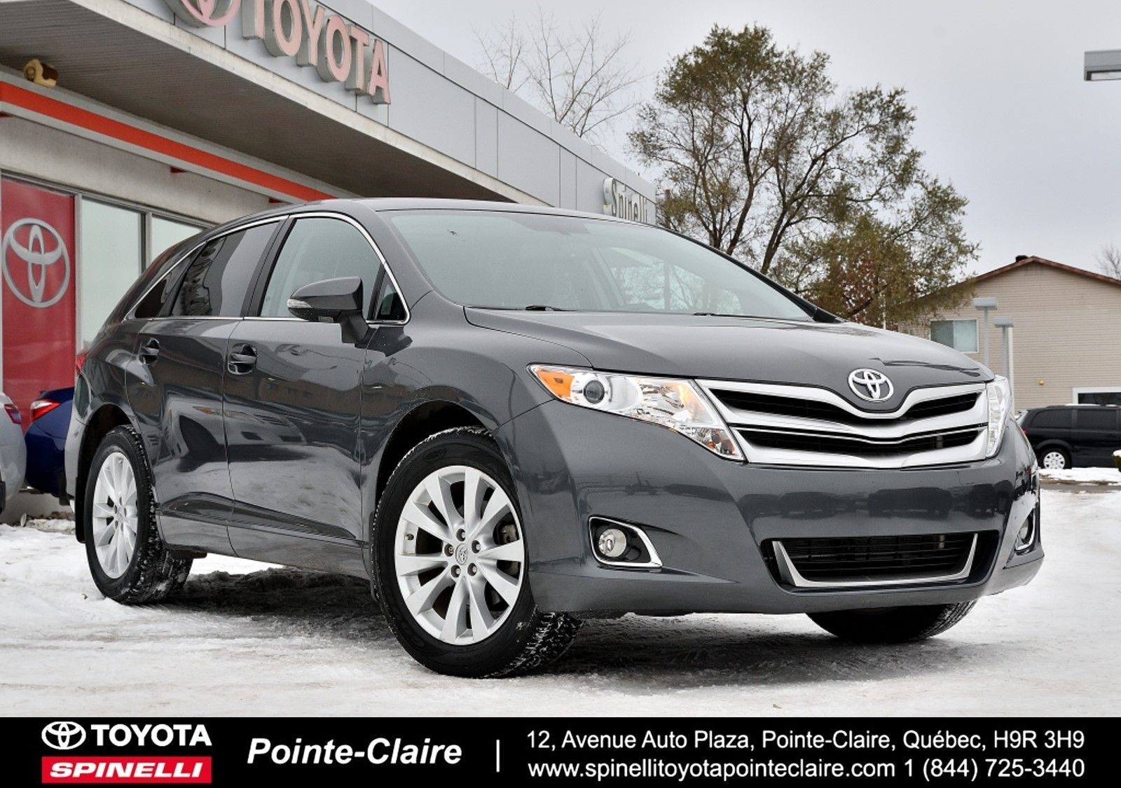Toyota Venza 2016 >> 2016 Toyota Venza Reserve Xle Awd Upgrade Pkg