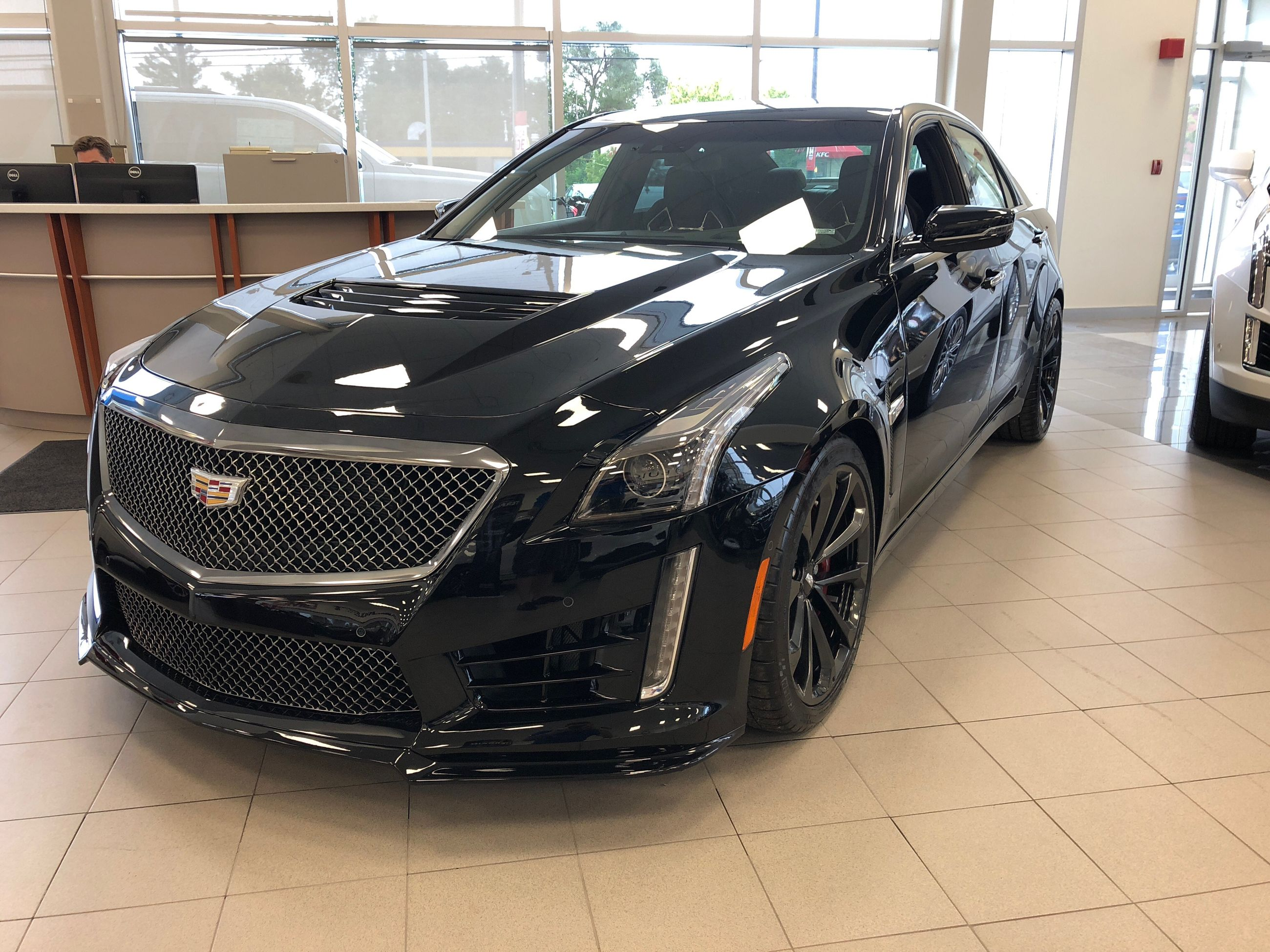 New 2019 Cadillac CTS-V CTS-V for Sale - $103275.0 ...