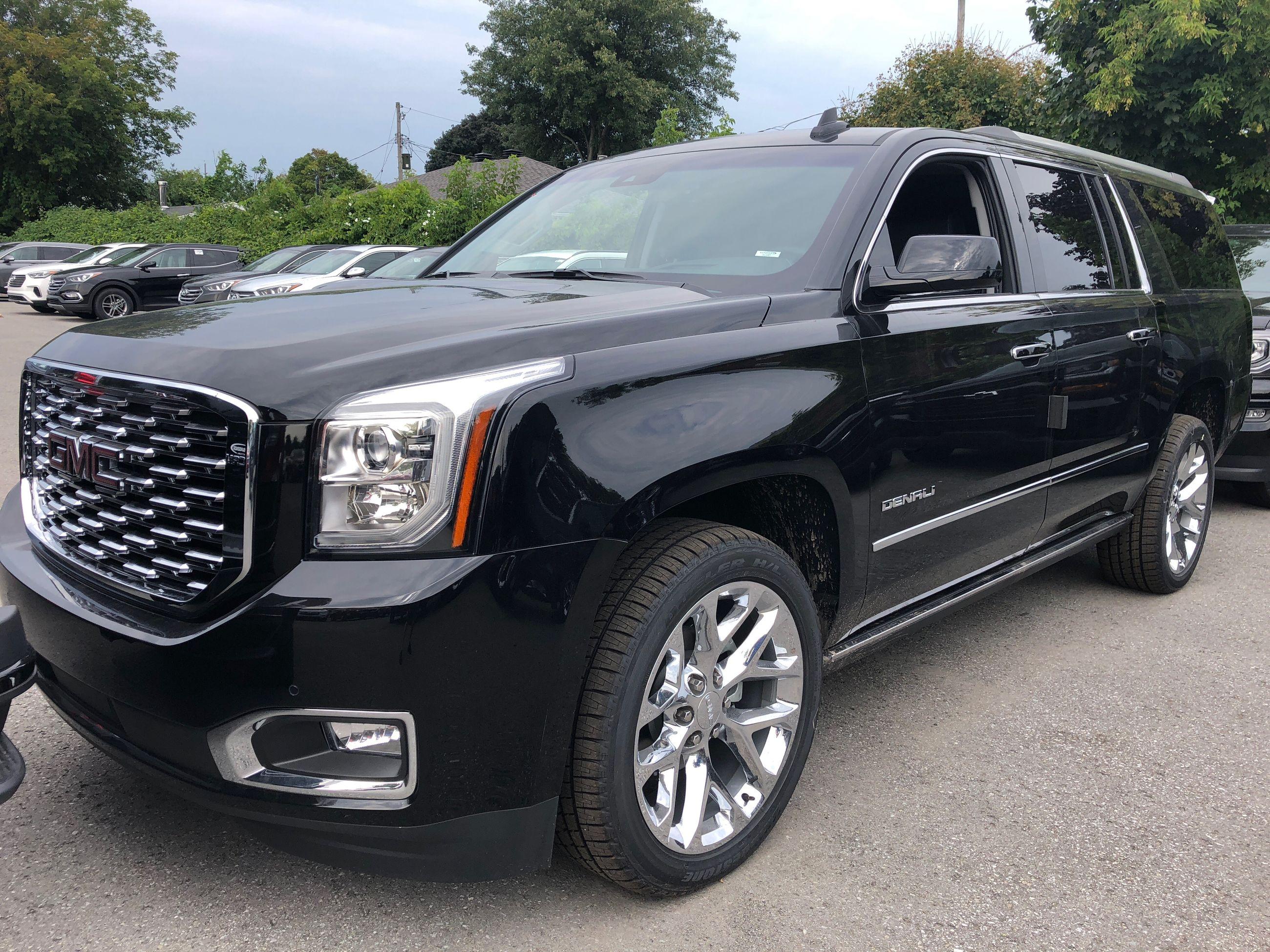 New 2019 GMC Yukon XL DENALI for Sale - $93739.0 ...