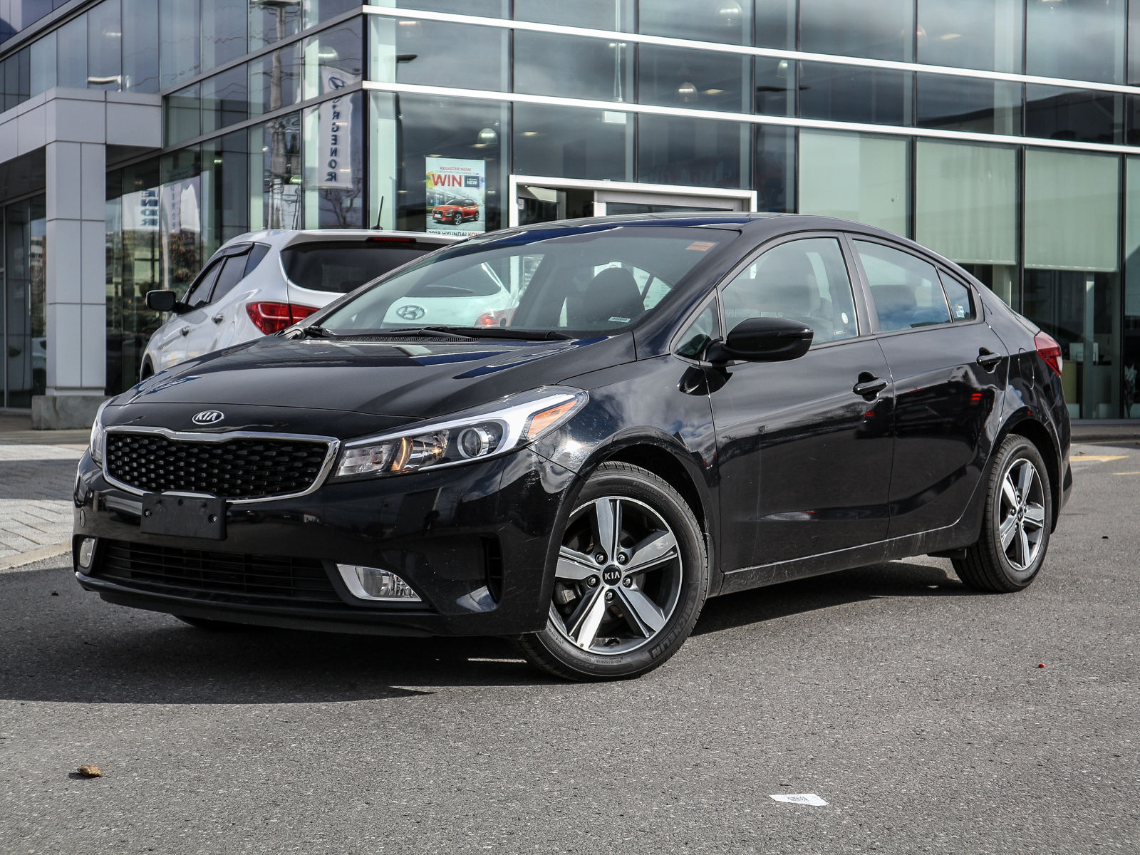 Used 2018 Kia Forte Lx For Sale 156990 Surgenor Automotive Group Wheels