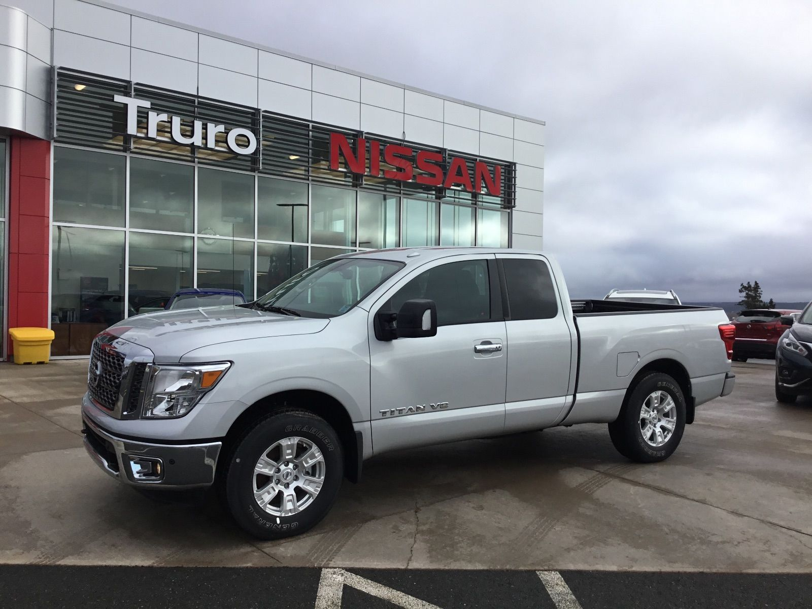 Used 2018 Nissan Titan As Low As 27499 Tx Bw Sv King Cab 4x4