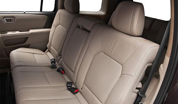 Beige Leather Interior - Honda Pilot - Honda Pilot Forums
