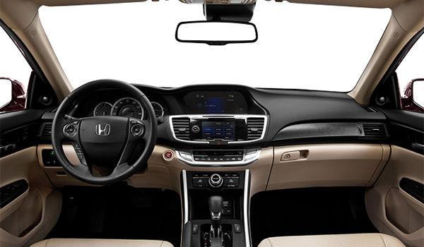 2013 Honda Accord Touring Berline Cuir Ivoire Tableau De Bord