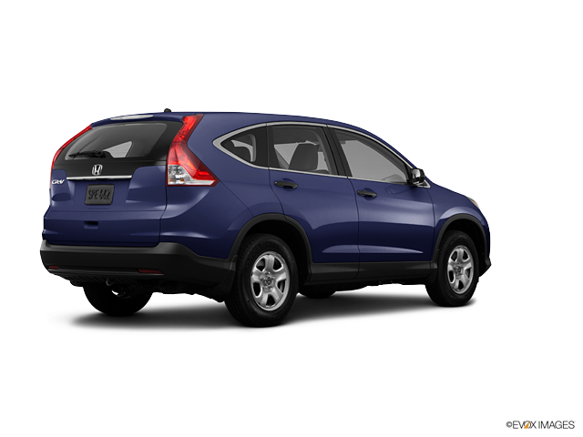2013 Honda Cr V Twilight Blue Metallic