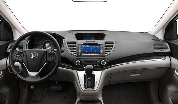 Honda cr v touring 2014 hamel honda for Interior honda crv 2014