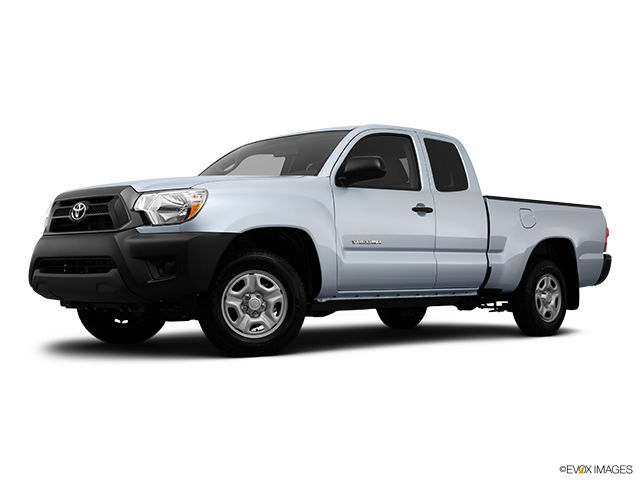 new 2014 toyota tacoma 4x2 access cab for sale in pincourt. Black Bedroom Furniture Sets. Home Design Ideas