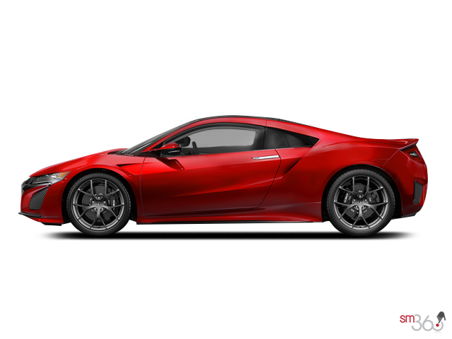 New 2017 Acura NSX BASE in Burlington | Acura on Brant