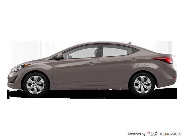 Hyundai Elantra L 2016 S Configuration Bayside Hyundai