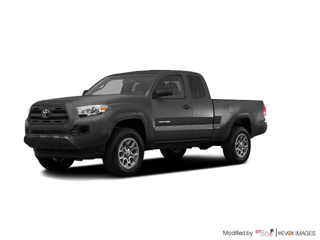 new 2016 toyota tacoma 4x4 access cab sr for sale in pincourt. Black Bedroom Furniture Sets. Home Design Ideas