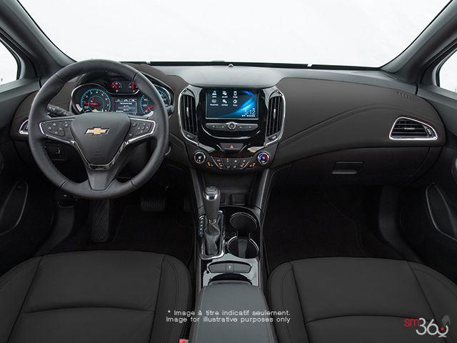 Chevrolet cruze hatchback lt 2017 for sale bruce for Chevrolet interieur