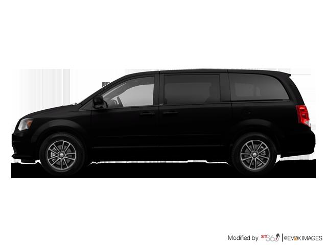 2017 Dodge Grand Caravan Blacktop Alliance Autogroupe In