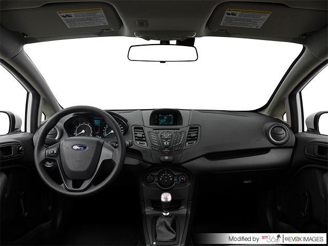 2017 ford fiesta s manual hatchback