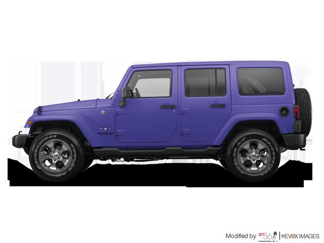 jeep wrangler unlimited sahara 2017 vendre pr s de st. Black Bedroom Furniture Sets. Home Design Ideas