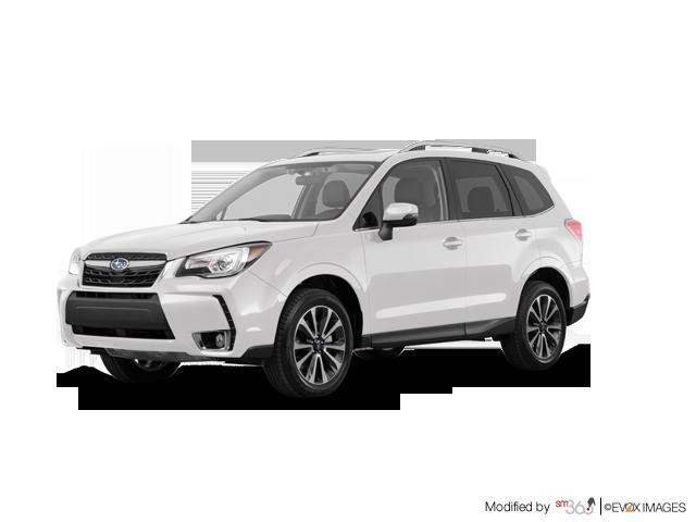 Subaru Forester 2017 Pr S De Montr Al Subaru Brossard
