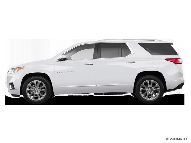 New 2018 Chevrolet Traverse Premier Near Kitchener