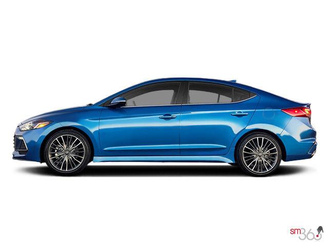 Hyundai Elantra Sport BASE Elantra Sport 2018