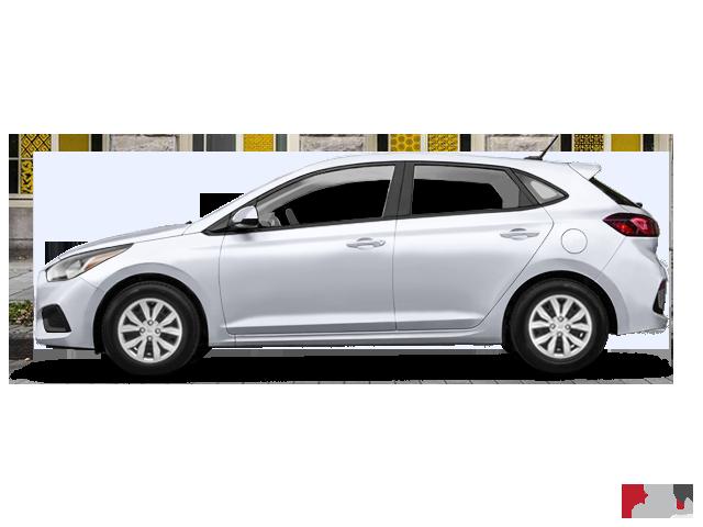 Hyundai Accent 5 doors L 2018