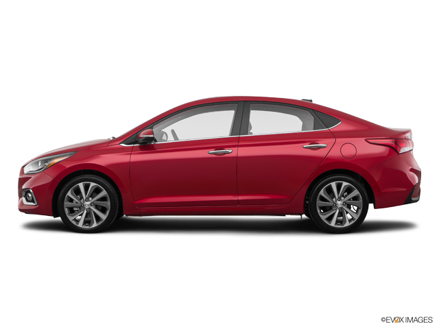 Hyundai Accent Sedan GLS 2018