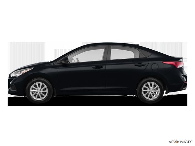 Hyundai Accent Sedan Preferred  2019