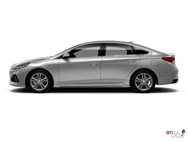 Hyundai Sonata Essential with Sport package 2019