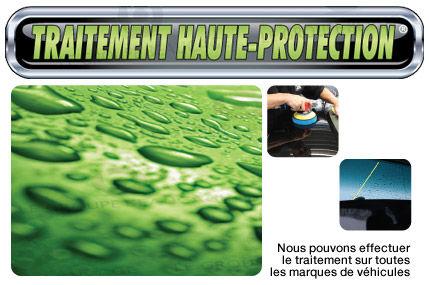 Forfait d'esthétique #2 - Traitement haute protection